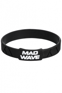 Silicone bracelet MAD WAVE