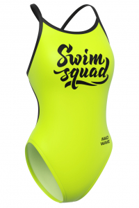 Women swimsuit antichlor SWIM SQUAD