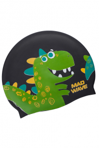 Junior silicone cap DINO