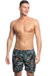 Swimming shorts Space