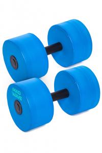Aquadumbbells Dumbbells Basic Round, pair