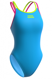 Junior swimsuit antichlor Crossback Junior
