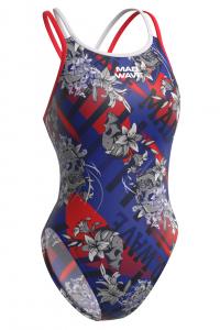 Women swimsuit antichlor Crossback A1