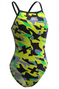 Junior swimsuit antichlor Nera Junior N2