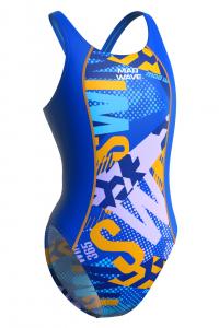 Junior swimsuit antichlor Salut Junior A4