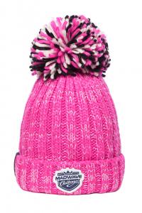 Knit Hat POM-POM