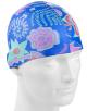 Юниорская силиконовая шапочка TROPIC