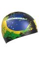 Силиконовые Шапочки со Странами и Штатами BRAZIL