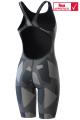 Женский стартовый костюм с открытой спиной Forceshell AIR FORCE