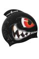 Юниорская силиконовая шапочка SHARK