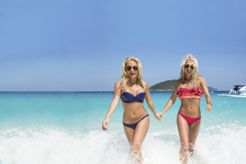 Пляжные купальники
